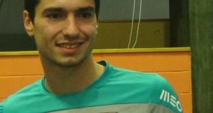 Jogador da equipa B do Benfica foi homenageado em Ferreira de Aves