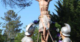 Festa de Jesus Cristo Senhor dos Caminhos em Rãs no concelho de Sátão