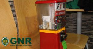 Resende: Recuperação de material furtado