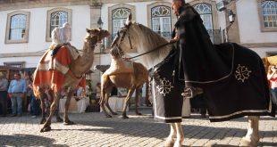 Viagem Medieval de Canas de Senhorim está de volta