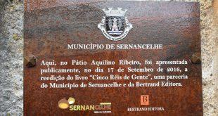 """Apresentação do Livro """"Cinco Reis de Gente de Aquilino Ribeiro"""