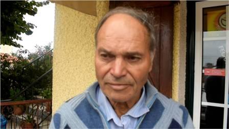 Presidente da Junta de Freguesia de Pinheiro, Arlindo Monteiro