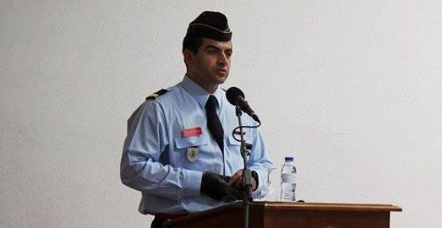 Rui Nogueira - Segundo Comandante Distrital da Protecção Civil