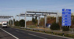 UGT de Viseu apela à suspensão das portagens na A25 durante obras no IP3