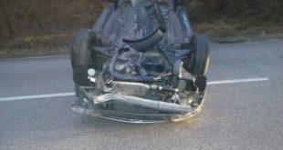 Sátão: Acidente de viação com dois feridos