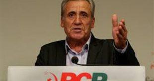 Jerónimo de Sousa na XI Assembleia da Organização Regional de Viseu do PCP
