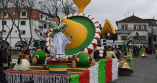Carnaval de nelas 2017