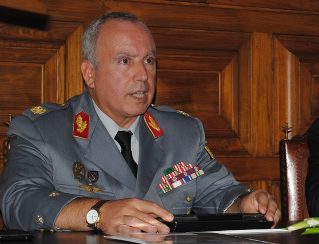 Major General Rui Guerra Pereira