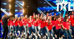 "Coro Mozart de Viseu ""arrasa"" no Got Talent Portugal e passa à fase seguinte"
