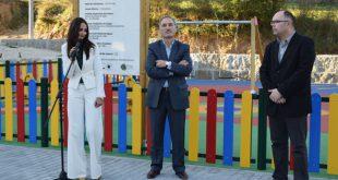 Inauguração parque infantil Vila Rosa Sátão