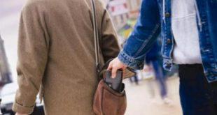 GNR identificou homem por furto de uma carteira com 300 euros