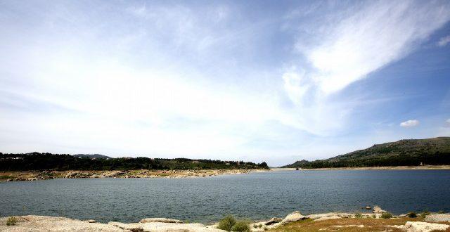 Praia fluvial da Albufeira de Vilar (1)