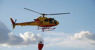 helicóptero de combate a incêndios caiu em Castro Daire, piloto morreu