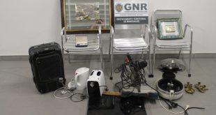 Mangualde – Detido por roubo e furto em interior de residência