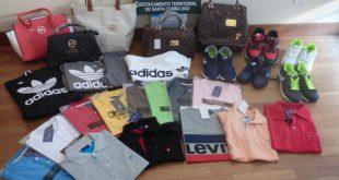 2 892 artigos contrafeitos avaliados em mais de 131 mil euros apreendidos em Tondela