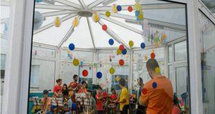 Festival de Jazz de Viseu passou pela Pediatria do Hospital São Teotónio