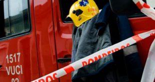 Viseu: Incêndio consome instalações da fábrica Beiragel
