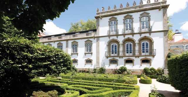 Casa da Insua Exterior