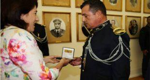 Comandante do Posto da GNR de São Pedro do Sul distinguido a nível nacional