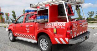 Bombeiros de Carregal do Sal vencem orçamento participativo
