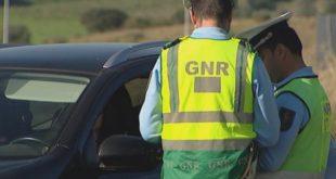 Detenção: comportamento suspeito leva GNR a deter homem em Moimenta da Beira