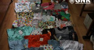 Decorava montras e acabou por furtar 8600€ em peças de vestuário