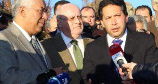 Primeiro-Ministro esteve em Tondela e Santa Comba Dão