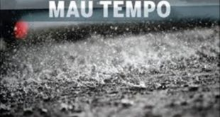 Distrito de Viseu sob aviso amarelo devido a períodos de chuva forte e trovoada