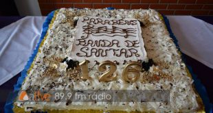 Banda Filarmónica de Santar assinalou 126 anos de atividade