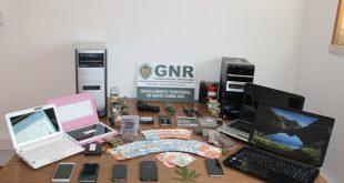 Santa Comba Dão: Desmantelamento de rede de tráfico de droga