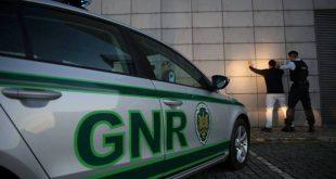 GNR deteve dupla que assaltava postos de combustível em Viseu