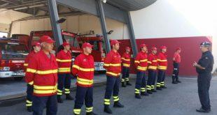 Sernancelhe: Bombeiros com falta de voluntários