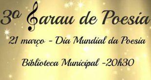 """Sátão: Assinala hoje """"Dia Mundial da Poesia"""""""