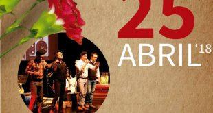 Câmara de Viseu assinala 25 abril com concerto de Vitorino