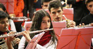 Concerto do Conservatório Regional de Música de Ferreirim este domingo