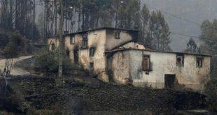 90% das casa ardidas nos incêndios de outubro devem estar reconstruídas até à Pascoa