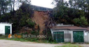 Sátão: Vereadores da oposição preocupados com muro do cemitério da vila