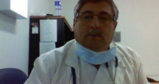 Covid-19: António Cabrita Grade diretor dos Centros de Saúde Dão Lafões está nos cuidados intensivos