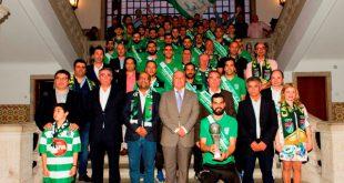 Sporting Clube de Lamego receberam faixas de campeões