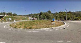 Falta intervenção paisagística nos acessos à A25