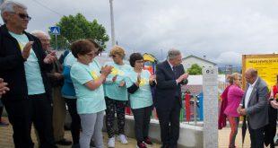 """Município de Viseu inaugurou parques infantil e """"gerações ativas"""" em Calde"""