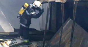 PJ investiga causas do incêndio na empresa Beiragel