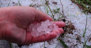 Queda de granizo atingiu norte do distrito de Viseu