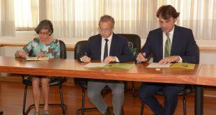 O Município de Castro Daire assinou um Protocolo com a Universidade de Trás-os-Montes e Alto Douro