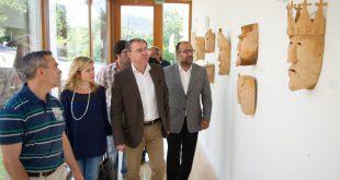 """Centro Interpretativo da Máscara Ibérica com nova exposição da """"Máscaras de Lazarim"""""""
