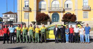 Nelas: Nova equipa de Sapadores Florestais na prevenção dos incêndios