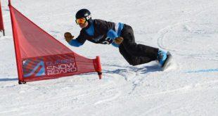 Viseu: Christian de Oliveira primeiro português a disputar um Mundial de snowboard