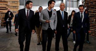 Viseu: Presidente da República visitou zonas afetadas pelos incêndios de 2017