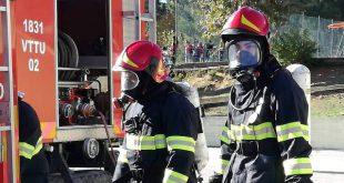 """Bombeiros Voluntários de Sátão: simulacro """"Safety Escola 2018"""""""