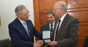 Almeida Henriques autarca de Viseu está de visita a Marrocos